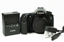 Canon EOS 60D Body 18.0MP Digital SLR Camera HD video - Shutter Count 43,808