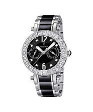 Festina Armbanduhren aus Edelstahl mit 12-Stunden-Zifferblatt für Erwachsene