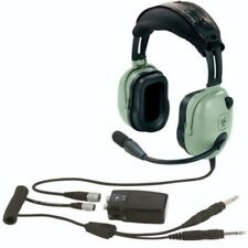 Brand New In Box David Clark H20-10XL ENC ANR Aviation Pilot Headset - Dual Plug