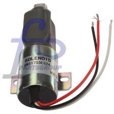 Fuel Solenoid 1753ES 24V for Woodward 1753ES-24E6ULB1S1 Kubota Diesel Engine