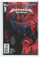 Batman And Robin #1 NM The New 52 Second Printing Tomasi Gleason  DC Comics **28