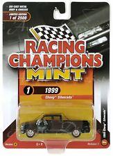 Racing Champions Mint - Green 1999 Chevy Silverado Z-71 4x4 1/64 *1 of 2500* NEW