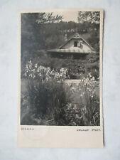 Foto-AK = Stanau b.Neustadt (Orla), Pößneck, Triptis = 1933 + Landpoststempel