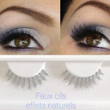 FAUX CILS effets Longueur, courbe et  volume
