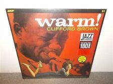 * Clifford Brown . Warm . 180 Gr. New Sealed . Jazz . LP
