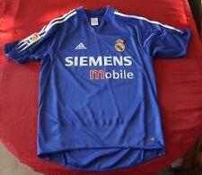 Adidas Real Madrid 04/05  Galácticos Football Soccer Shirt Jersey Small La Liga