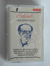 Copland's Greatest Hits - Cassette Tape, Used Very Good