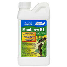 Monterey LG6332 Monterey B.T. Biological Insecticide, 1-Pint