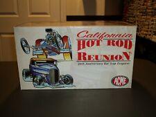 NEW Acme 1:18 California Hot Rod Reunion Rat Trap Dragster Die Cast Car 20th Ann