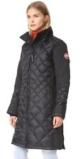 NEW IN PACKAGE WOMEN'S CANADA GOOSE CABOT M MEDIUM GOOSE DOWN LONG COAT JACKET