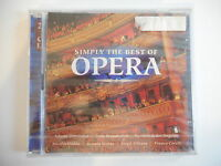 SIMPLY THE BEST OF OPERA (2 CDS) - VERDI [ CD ALBUM NEUF ] --> PORT GRATUIT