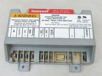 Honeywell S8600M Ignition Control Module Continuous Re-Try