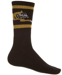 ICECREAM BBC Sure Sock 411-5807 Black 2021 Brand New Withtags
