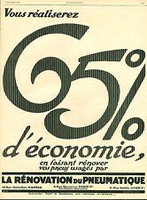 Publicité Ancienne  Voiture Automobile Pneus 1926  P 34  Wallace - Paris No 4