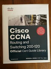Cisco CCNA Routing and Switching 200-120Official Cert Guide Library