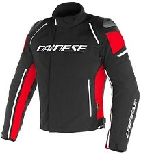 Giacca moto impermeabile Dainese Racing 3 D-Dry uomo