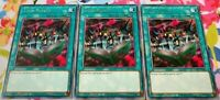 3 x TOCH-EN054 Toon World Rare 1st Edition YuGiOh NEW