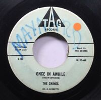 50'S & 60'S 45 Tag Records - Once In Awhile / Summer Night On Tag Records