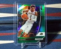 Tyler Bey RC 2020-21 Prizm Draft Picks GREEN PRIZM Rookie #75 Colorado