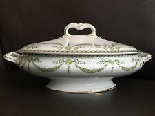 "Antique Edwardian Registered Design ""Empire"" Ceramic Art Co Crown Pottery Tureen"