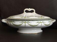 "Antique Edwardian Registered Design ""Empire"" Ceramic Art Co Crown Pottery Tureen"