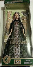 Princess of Ireland Barbie Doll dolls of World    (*New*)  Mattel