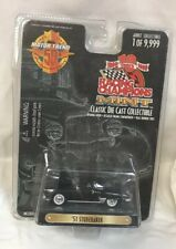 Racing Champions '51 Black Studebaker Car Issue #193 1999 New Sealed Package