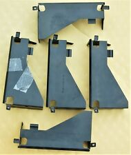 Lot Of 5 Mounting Bracket For Mercedes Benz Glove Box 6 Disc Cd Changer