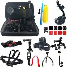 24 In 1 Accessories Set Kit w Carry Bag for GoPro Hero 4 Hero+ 3+ 3 SJcam SJ4000