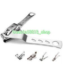 1pcs 360° Head Stainless Steel Trimmer Manicure Nail Art Cuticle Clipper Cutter