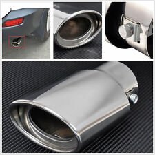Useful Car SUV Truck Tail Throat Pipe Exhaust Pipe Trim Tips Muffler Pipe