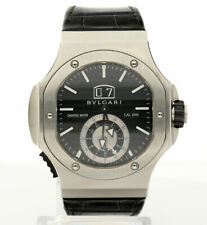 Bulgari Daniel Roth Endurer Chronosprint stainless steel watch 50MM Bvlgari $16K