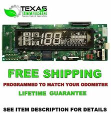 Prius Combination Meter Rebuilt and Programmed For Your Car (Free Shipping)