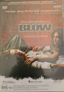 Blow : Johnny Depp DVD