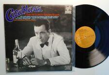 Casablanca classic film scores for Humphrey Bogart