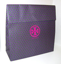 New Tory Burch Xxlarge Gift Storage Bag Purple 16 x 16 x 6 - Several Available