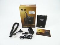 Bolt Cyclone PP-310 Battery Pack in OEM Box, BO-1006 CZ Cable, Charger & Manual.