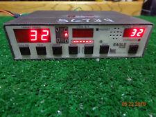 Kustom Signal Eagle Plus Police Radar speed detection Control Head unit - B8