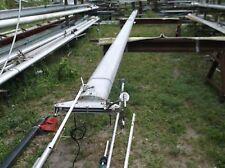 """29 feet 9 inch Heavy  Duty Aluminum Sailboat Mast ( (7"""" x 4"""" size)"""