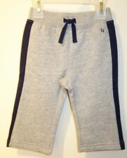 New Janie and Jack Winter Cabin Sweatpants Boy's Size 6-12 Month