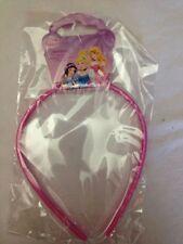Passata per Capelli - Principesse Disney - Rosa con Principesse - Nuova