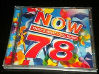 Now That's What I Call Music 78 - 2 CD's Album - 2011 EMI - 42 Great Tracks
