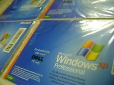 Windows XP Professional install / reinstall CD including Service Pack 2
