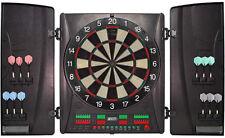 Best Sporting 862083 elektronische Dartscheibe WEMBLEY inkl. 12 Pfeile Dartboard