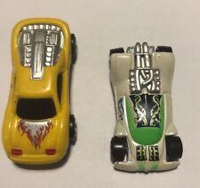Lot Of 2 Micro Hot-wheels 2002!