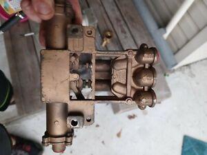 Kobelt 3403-01 4 Way Directional Pneumatic Control Valve