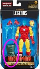 Marvel Legends Mr. Hyde Right Leg BAF Piece (from Tony Stark A.I. package)