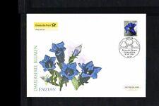 [KK025] 2011 - Deutschland FDC Mi. 2877 - Flora - Flowers - Enzian