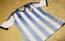 Argentina AFA Adidas Climacool Home Soccer Football Jersey Men's Size M Orig.$90