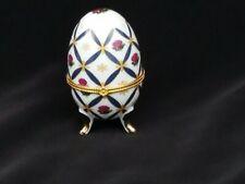 Faberge antique Egg excellent condition